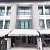 66815 - ขายด่วน!! : ทาวน์โฮม 3 ชั้น บ้านกลางเมือง พระราม 9 - รามคำแหง ตกแต่งทั้งหลัง เหมาะพักอาศัย หรือปล่อยเช่า