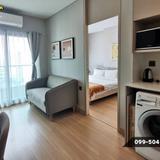 ให้เช่า คอนโด Built-In ยกห้อง Lumpini Suite เพชรบุรี-มักกะสัน 27 ตรม. เฟอร์ครบ พร้อมอยู่