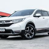 ปี 2018 Honda CR-V 1.6 DT EL CVT AWD สีขาว