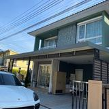 ขายบ้านเดี่ยว   หมู่บ้านโกลเด้น นีโอ (อ่อนนุช-พัฒนาการ) ซอยอ่อนนุช 65 แยก 14 บ้านเดี่ยวต่อเติมเรียบร้อย