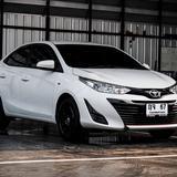 Toyota Yaris Ativ ปี 2020 สีขาว