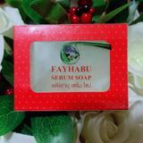 FAYHABU SERUM SOAP   เฟย์ฮาบุ เซรั่ม โซป
