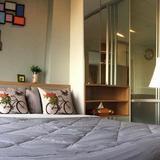 คอนโด LUMPINI PARK RAMA 9 – RATCHADA 1 ห้องนอน ให้เช่า ห้องขนาด 26 ตรม. แบบ 1 ห้องนอน 1 ห้องน้ำ