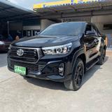 🚩TOYOTA HILUX REVO 2.8 ROCCO OPENCAB 4WD ปี 2018 สีดำ