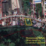 ขาย ที่ดิน ใกล้แหล่งชุมชน ติดถนนหลัก ที่ดินเปล่าซอยคลองครุ  1 ไร่ 1 งาน 38 ตร.วา