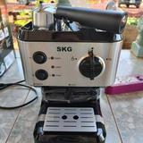 💥(ล้างสต็อก)เครื่องชงกาแฟสด SKG 1050W ความจุ 1.6 ลิตร มี 2 สี(แถมเครื่องบดเมล็ดกาแฟ)