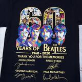 เสื้อยืดลาย The Beatles