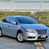 100 Nissan Slyphy 1.8 V 2013 สีบรอนซ์เงิน เกียร์ออโต้