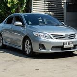 2011 Toyota Corolla Altis 1.6 (ปี 08-13) CNG Sedan