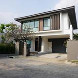 ขายบ้าน หมู่มัณฑนา 4 ถนนคู่ขนานกาญนาภิเษก ประเวศ กรุงเทพ