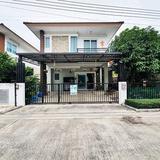 72768 - ขายถูก บ้านแฝด 2 ชั้น หมู่บ้าน เดอะบาลานซ์ ศาลายา นครปฐม