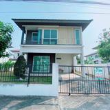 71558 - ขาย บ้านเดี่ยว อินนิซิโอ 2 (INIZIO 2) รังสิต คลอง 3 ตัวบ้านใหม่มาก