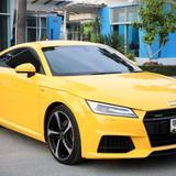Audi TT S-Line 45 TFSI 2016 สีเหลือง