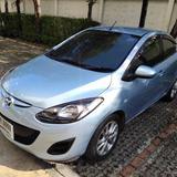Mazda2 ปี2011 รถบ้านเจ้าของขายเอง ไมล์1แสน4