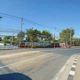 ขาย ที่ดิน ติดถนน พุทธบูชา 2 ไร่ 3 งาน 86 ตร.วา หน้ากว้างติดถนน 115 ม. ระหว่างซอย 34-36 รูปแปลงสี่เหลี่ยมสวย เหมาะทำคอนโ