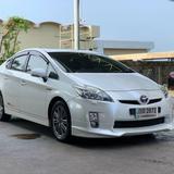 145 Toyota Prius 1.8 Trd Sport Top (MNC) 2011 At สีขาว