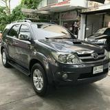 TOYOTA FORTUNER 3.0V  4WD ปี2007 AT 399,000