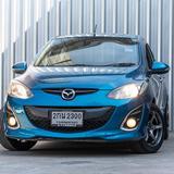 Mazda 2 1.5 Spirit Elegance ปี2013 สีฟ้า