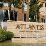 ขาย Atlantis Condo Resort Pattaya ) 1 ห้องนอน 1 ห้องน้ำพร้อมเฟอร์