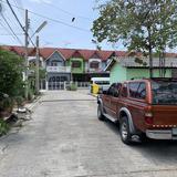 ขายทาวน์เฮ้าส์ 2 ชั้น 18 ตร.วา หมู่บ้านวโรชา 7 บางบ่อ สมุทรปราการ
