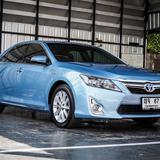 Camry Hybride 2.5 ปี 2014 สีฟ้า