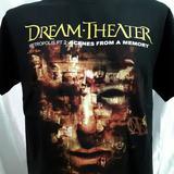 เสื้อยืดลาย Dream Theater