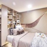 B ขายดาวน์ Park Origin ราชเทวี 34.90 ตร.ม. 1 Bedroom plus ติด MRT ราชเทวี 0 เมตร ห้องสวยตำแหน่งดี