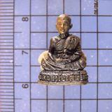 4342 พระรูปหล่อกริ่งหลวงพ่อเสงี่ยม วัดสระประทุม ปี 2553 จ.พิ
