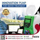Smart digital dosing pump EMEC เครื่องโดสสารอัตโนมัติ หน้าจอดิจิตอล