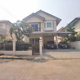 75102 - ขาย บ้านเดี่ยว หมู่บ้าน ชวนชื่น ประชาอุทิศ 113 ทุ่งครุ