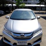 Honda City 1.5V CNG รถสวยๆ ประหยัดๆ