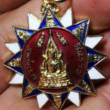 พระพุทธชินราช ดาวแฉกลงยา วัดพระศรีรัตนมหาธาตุ