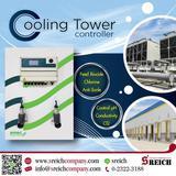 ปั๊มเติมน้ำยาป้องกันตะกรันในระบบ Cooling Tower