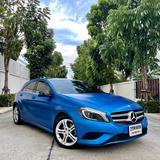 121 Benz A180 Eco Car 2014 สีน้ำเงิน