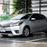 Toyota Altis 1.8G ปี 2015
