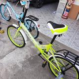 🔥(ล้างสต็อก)🔥 จักรยานพับได้ พกพา ขนาด 20 นิ้ว  มี 4 สี แถมกระดิ่งไม่มีตะกร้าและเบาะหลัง