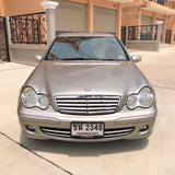 Benz C180 Sport Edition ปี 2008