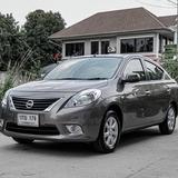 Nissan Almera 1.2V ปี2012