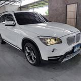 2013 BMW X1 1.8i สีขาว