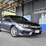 Honda Civic FC 1.8 E AT สีเทา เกียร์อัตโนมัติ ปี 2016
