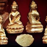 ขายพระกริ่งชินบัญชรหลวงปู่ทิม เนื้อทองคำ ปี 2517 วัดละหารไร่ จังหวัดระยอง