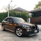 46 BMW X1 SDrive 1.8i ปี 2012 Sunroof สีน้ำตาล เบนซิน