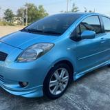 39 Toyota Yaris 1.5S ปี 2006 สีฟ้า เกียร์ออโต้