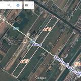 ขายที่ดินไทรน้อย 54ไร่ ติดถนนบ้านกล้วยไทรน้อย บางบัวทอง นนทบุรี ไร่ๆละ 5.5 ล้านาน
