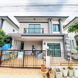72422 - ขาย บ้านแฝด 2 ชั้น หมู่บ้าน เฮ้าส์ เดอะ ฮัมบูร์ก รามอินทรา-รามคำแหง