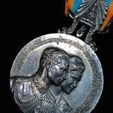 เหรียญที่ระลึกในการเสด็จพระราชดำเนินเยือนประเทศสหรัฐอเมริกาฯ