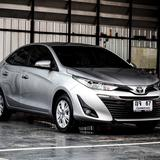 Toyota Yaris 1.2 G Ativ ปี 2019