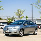 Toyota Vios 1.5 J+CNG ปี 2008 สีเทา