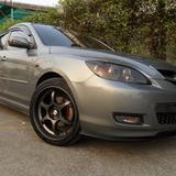 Mazda3 1.6V 2009 ประวัติศูนย์ มือเดียว ทรงสวย แม๊ค18 ช่วงล่างหนึบ พร้อมใช้ ฟรีดาว์น