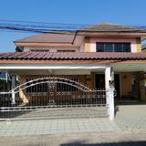 73097 - ขายถูก หมู่บ้าน ทรัพย์หมื่นแสน หลังริม เมืองปทุมธานี ใกล้ โรงพยาบาลปทุม - ศาลากลางปทุมฯ